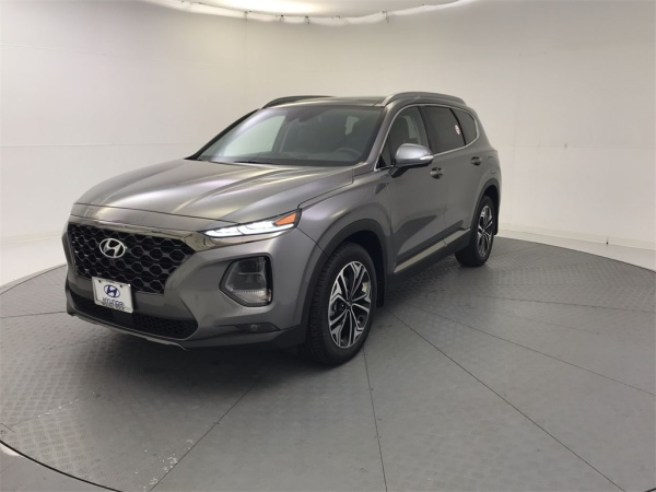 2020 Hyundai Santa Fe in Round Rock, TX