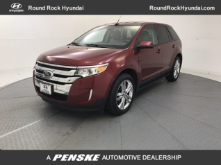 Ford Edge Sel Fwd For Sale In Round Rock Tx