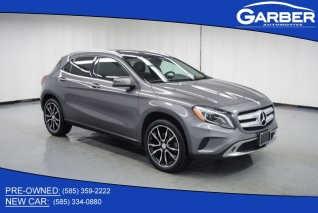 Used 2015 Mercedes Benz GLA GLA 250 4MATIC For Sale In Rochester, NY