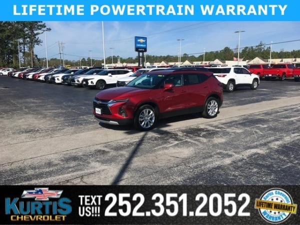 2020 Chevrolet Blazer in Morehead City, NC