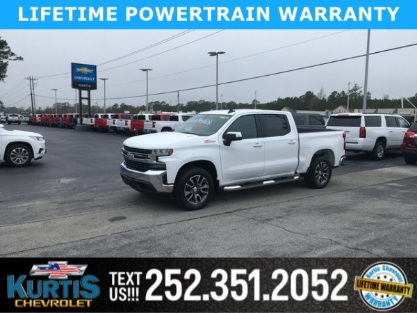2020 Chevrolet Silverado 1500 in Morehead City, NC