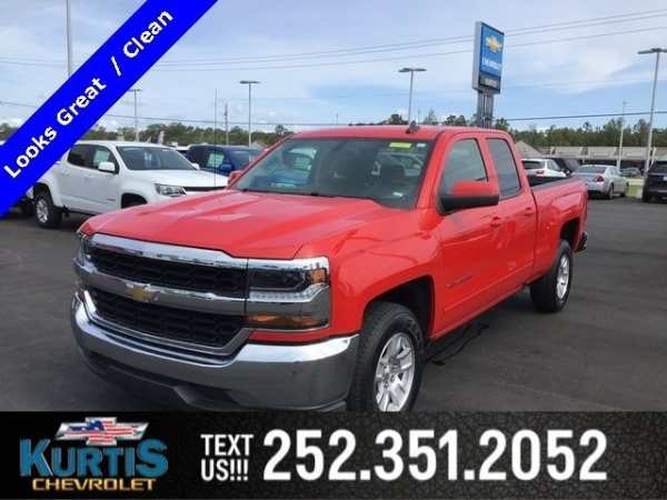 2019 Chevrolet Silverado 1500 LD in Morehead City, NC