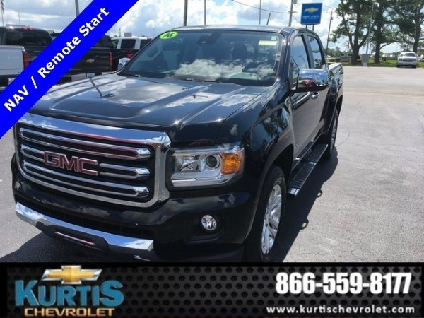 2016 GMC Canyon in Morehead City, NC