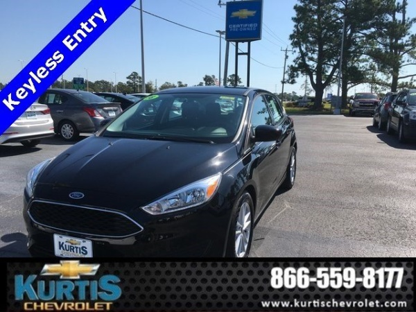 2018 Ford Focus in Morehead City, NC