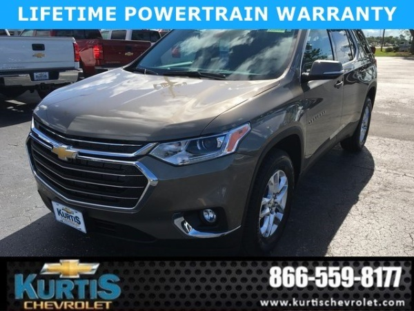 2020 Chevrolet Traverse in Morehead City, NC