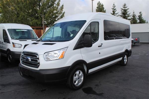 2019 Ford Transit Passenger Wagon in Tacoma, WA