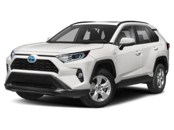 2020 Toyota RAV4 in Tacoma, WA