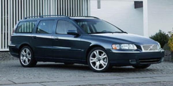 2007 Volvo V70 2.5T