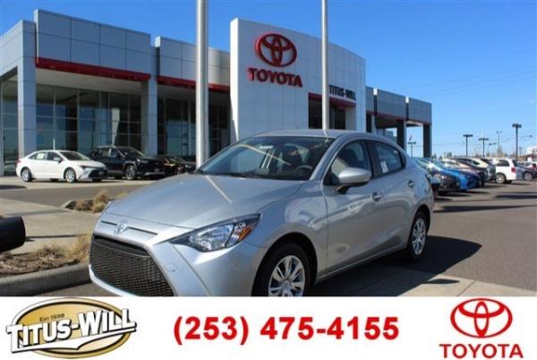 2019 Toyota Yaris L