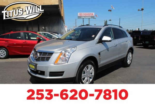 2010 Cadillac SRX Reviews, Ratings, Prices - Consumer Reports