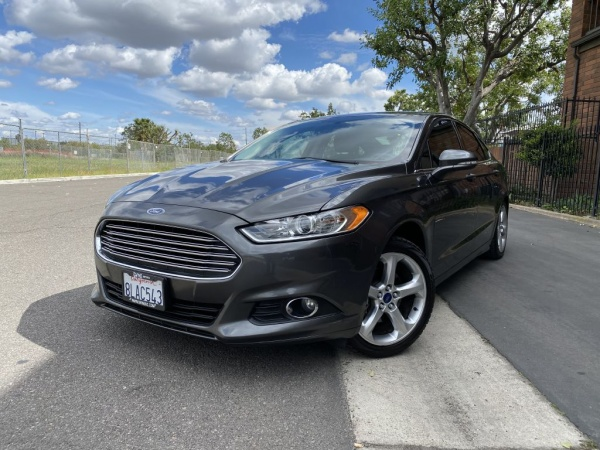 2016 Ford Fusion in Anaheim, CA