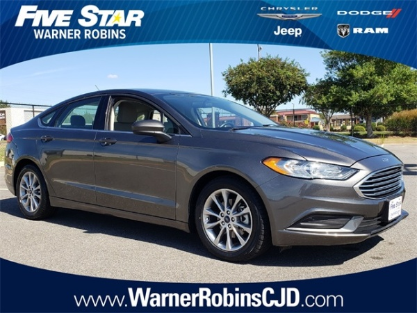 2017 Ford Fusion in Warner Robins, GA