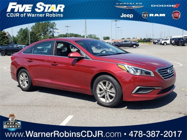 2016 Hyundai Sonata Se 2 4l For Sale In Warner Robins Ga