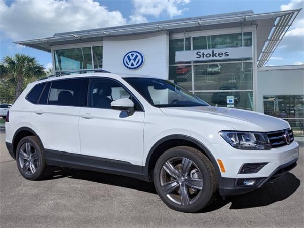 2020 Volkswagen Tiguan in North Charleston, SC