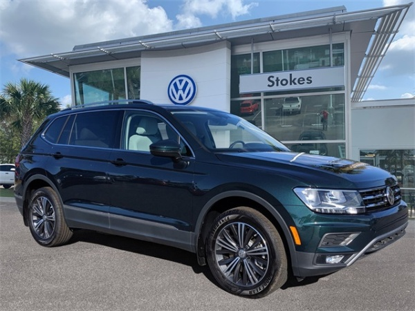 2019 Volkswagen Tiguan in North Charleston, SC