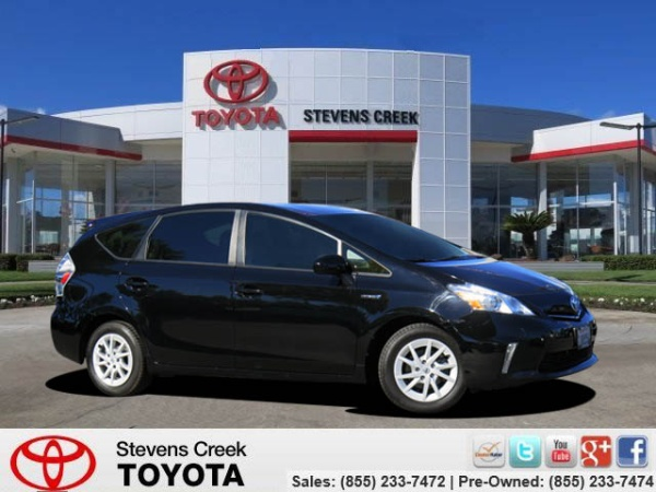 2014 Toyota Prius V Three For Sale In San Jose Ca Truecar