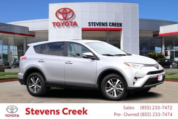 2018 Toyota RAV4 in San Jose, CA