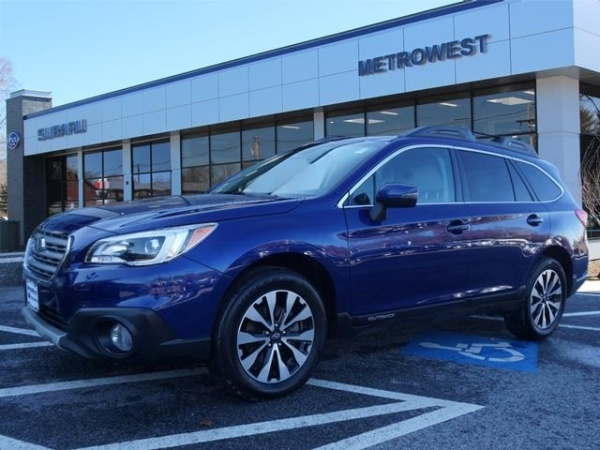 2016 Subaru Outback in Natick, MA