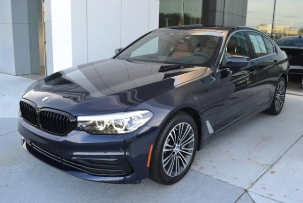 2019 BMW 5 Series in Macon, GA