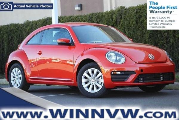 2019 Volkswagen Beetle