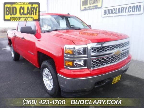 2014 Chevrolet Silverado 1500 in Longview, WA