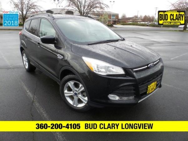2017 Ford Escape In Longview Wa