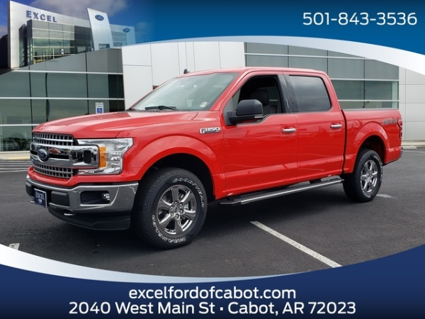 2019 Ford F-150 in Cabot, AR