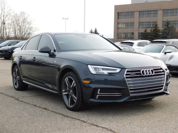 2017 Audi A4 in Ann Arbor, MI