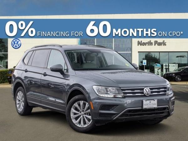 2019 Volkswagen Tiguan in San Antonio, TX