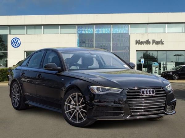 2017 Audi A6 in San Antonio, TX