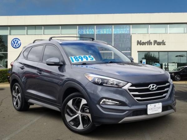 2018 Hyundai Tucson in San Antonio, TX