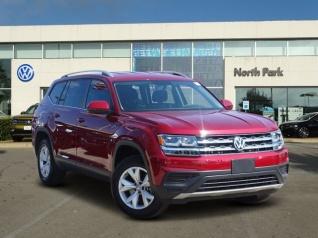 Vw San Antonio >> Used Volkswagen Atlas For Sale In San Antonio Tx Truecar