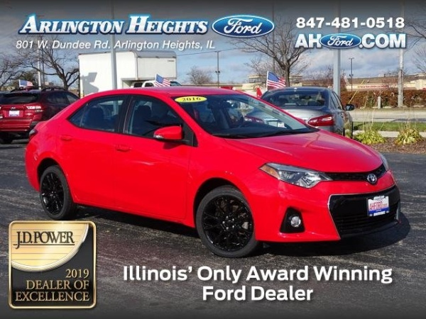 2016 Toyota Corolla in Arlington Heights, IL