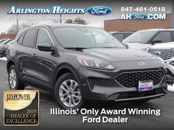 2020 Ford Escape in Arlington Heights, IL