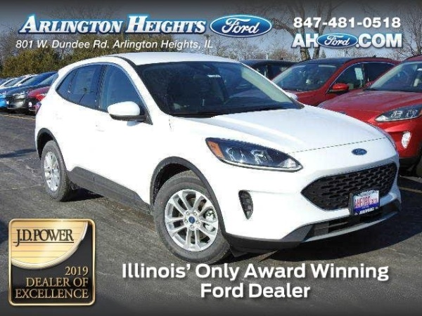 2020 Ford Escape in Arlington Heights, IL