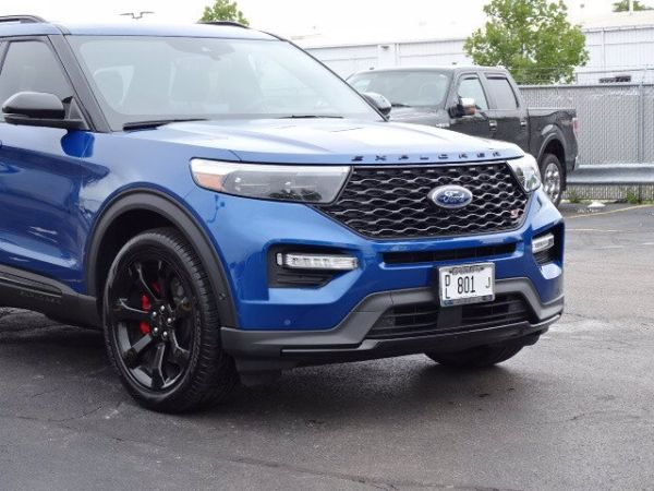 2020 Ford Explorer in Arlington Heights, IL
