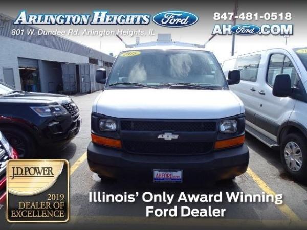 2015 Chevrolet Express Cargo Van in Arlington Heights, IL