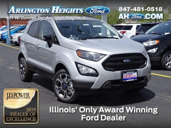 2019 Ford EcoSport in Arlington Heights, IL