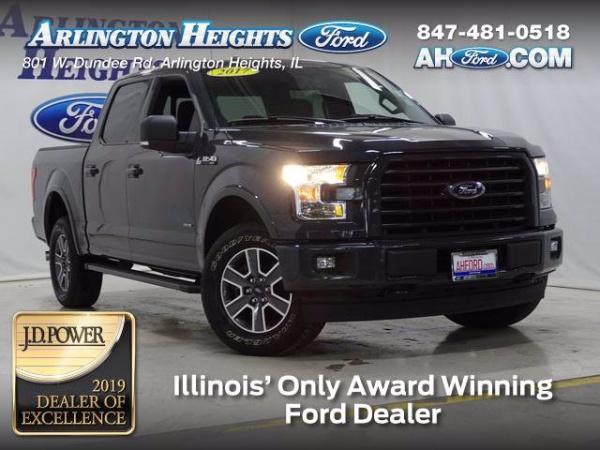 2017 Ford F-150 in Arlington Heights, IL
