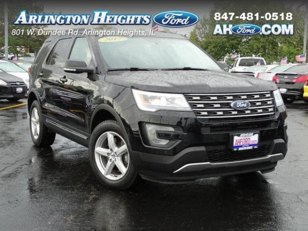 2017 Ford Explorer In Arlington Heights Il