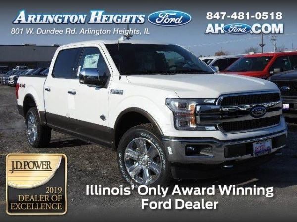 2020 Ford F-150 in Arlington Heights, IL
