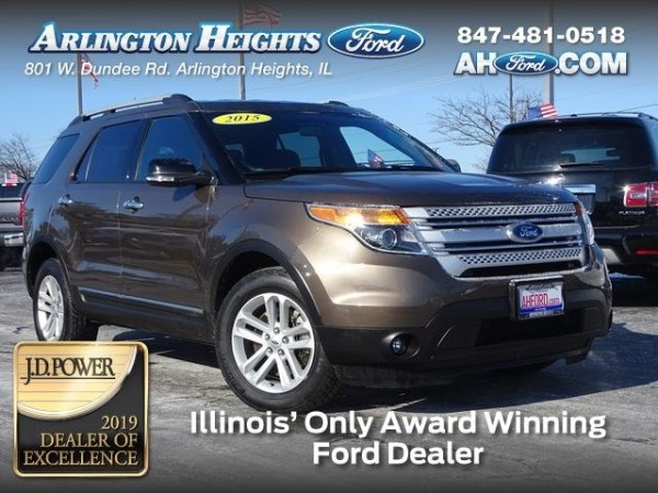 2015 Ford Explorer in Arlington Heights, IL