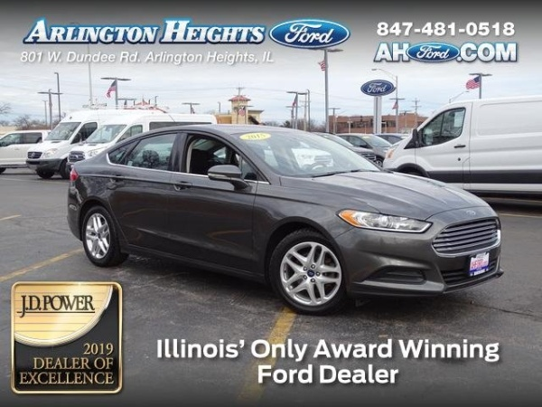 2015 Ford Fusion in Arlington Heights, IL