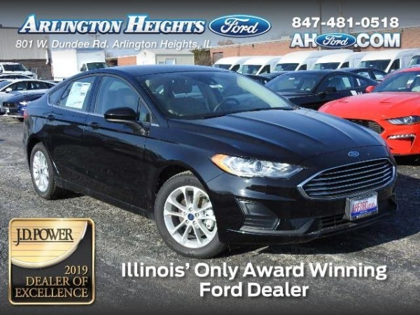 2020 Ford Fusion in Arlington Heights, IL