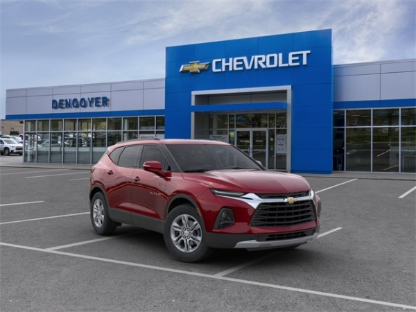 2020 Chevrolet Blazer in Albany, NY