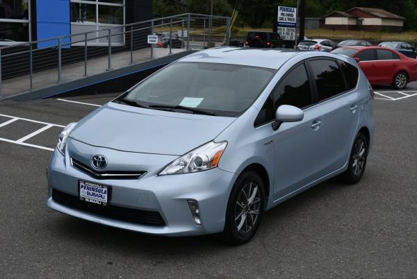 2014 Toyota Prius V Reliability - Consumer Reports