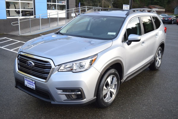 2020 Subaru Ascent in Bremerton, WA