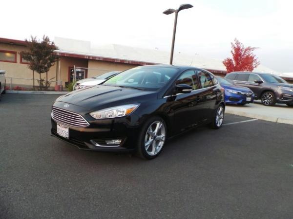 2016 Ford Focus In Napa Ca