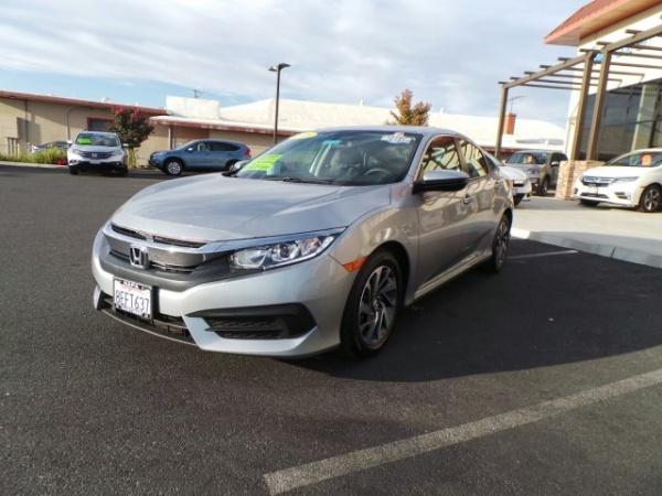 2018 Honda Civic in Napa, CA