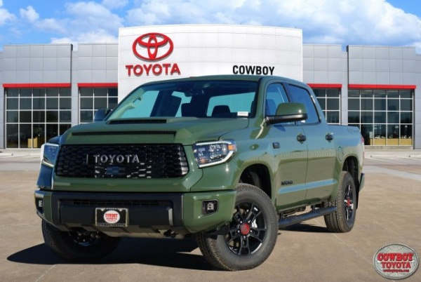 2020 Toyota Tundra in Dallas, TX